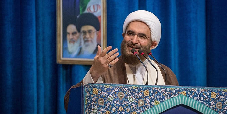 تصویر روایت امام جمعه تهران از واکنش سردار سلیمانی به پیشنهاد کاندیداتوریاش برای ریاستجمهوری