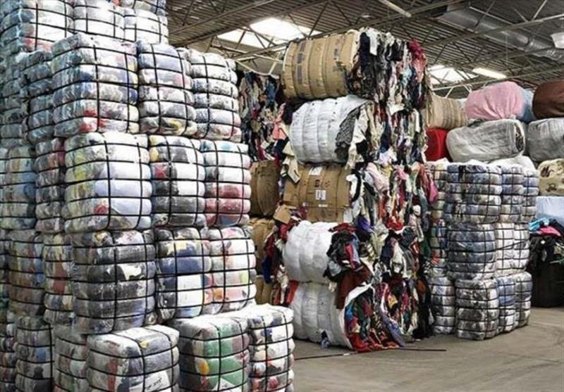 تصویر آیا در میزان قاچاق پوشاک آمار سازی می شود؟
