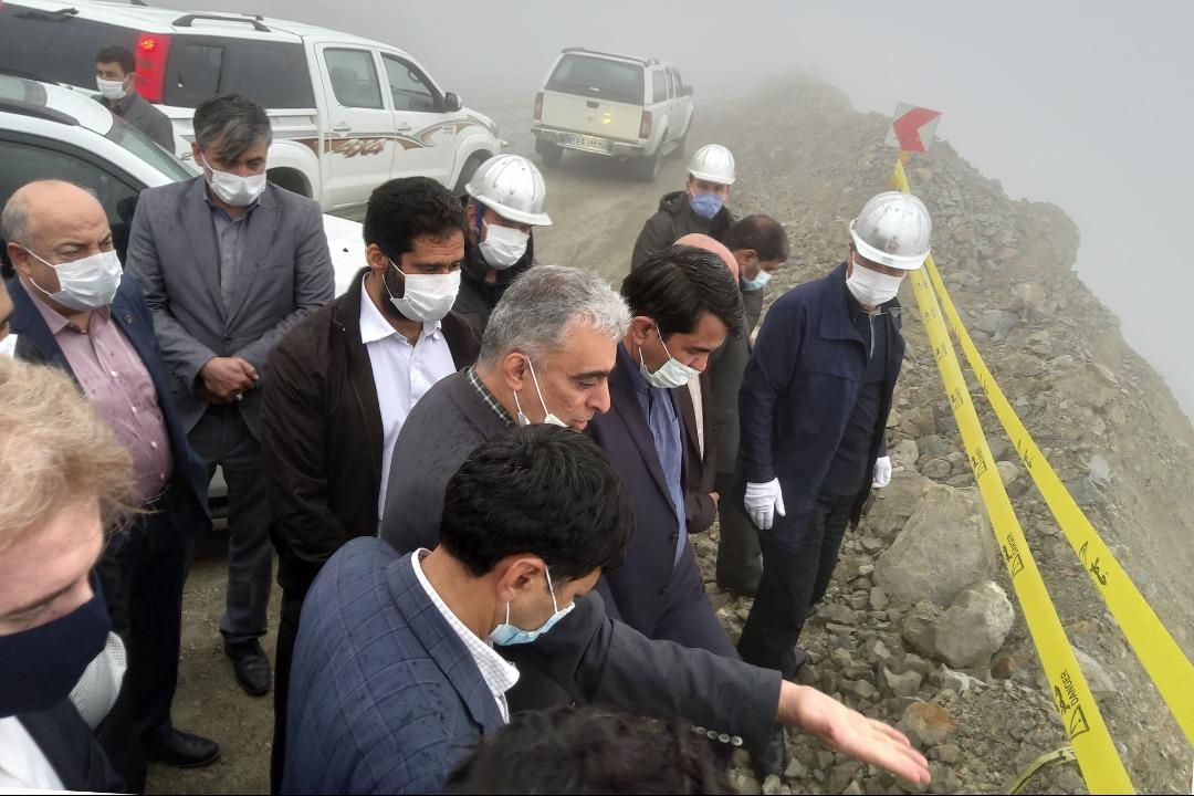 تصویر مدیرعامل شرکت ملی صنایع مس ایران: بازیافت ۹۰ درصدی آب مصرفی در مجتمع مس سونگون