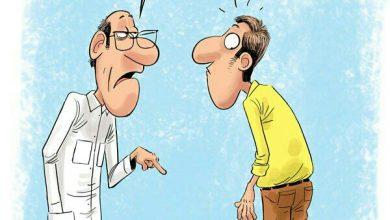 تصویر طنز ِ روز| آزادی در زندان!