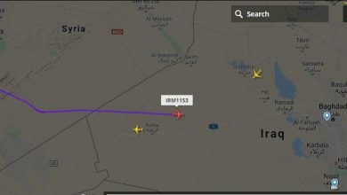 تصویر مزاحمت جنگندههای آمریکایی برای هواپیمای مسافربری ایران: آنچه تا کنون میدانیم