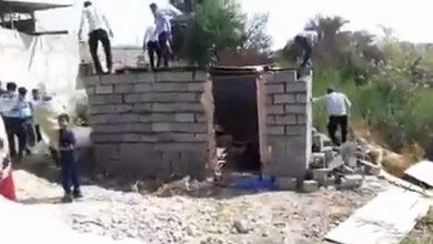 تصویر ماجرای تخریب آلونک و نسبت آن با انسانیت