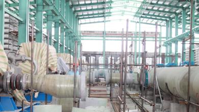 تصویر بهرهبرداری از بزرگترین مجتمع آبشیرینکن کشور در بندرعباس؛ افزایش ۵۰ درصدی ظرفیت تولید آبشیرین در کشور