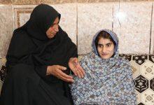 تصویر حکایت تخریب شدن خانه آبا و اجدادی «مادر و دخترمعلول» بشاگردی
