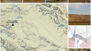 تصویر سد قوسی تنگ آسیاب ارسنجان، در معرض تخریب