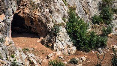 تصویر خطر نابودی غار ۳۰۰ هزار ساله روستای «اُزوار» کاشان در سایه منافع شخصی