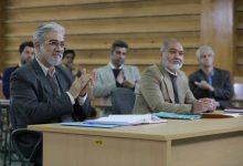 تصویر ادامه تصویربرداری سریال «شهید شهریاری» در دانشگاه شهید بهشتی