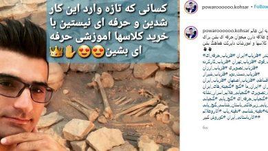 تصویر درخواست انجمن علمی باستانشناسی ایران از معاون میراث فرهنگی برای شکایت از پوآرو/پوآرو از ترکیه به ایران بازگشت
