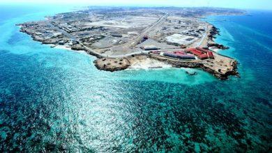 تصویر سخت کردن زندگی برای مردم جزیره خارک