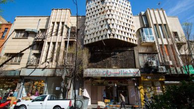 تصویر دیوان عدالت اداری به تخریب سینما ایران رای داد / تیغ برنده تخریب بالای سر سینما ایران لالهزار