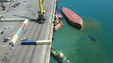 تصویر ناکارآمدی سازمان بنادر در مدیریت خطوط کشتیرانی