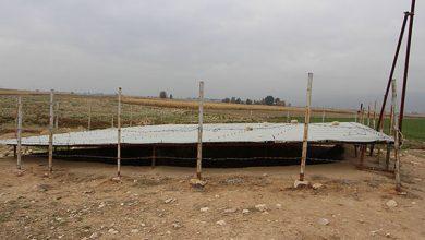 تصویر رَوند تدریجی نابودی گورستان شهرجهانی گُور فیروزآباد