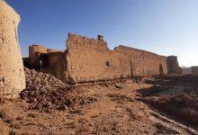 تصویر قلعه قاجاری سردار در معرض تخریب