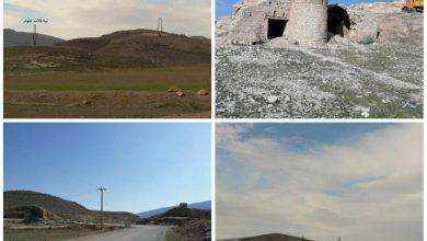 تصویر وقتی معدن تاریخِ ارسنجان را میجود