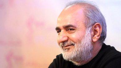 """تصویر """"پرویز پرستویی"""" به """"حسن روحانی"""" نامه نوشت/بیا و یک سفر مهمان ما باش"""