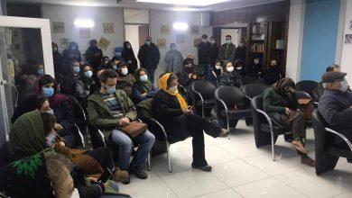 تصویر نامگذاری سالن اجتماعات انجمن صنفی روزنامهنگاران به نام شیده لالمی