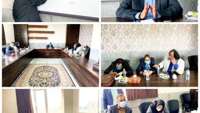 تصویر دکتر پورابراهیمی در نشست هم اندیشی تشکلهای مردم نهاد کرمان تأکید کرد؛ تأمین آب شرب اولویت اصلی مردم شهر کرمان است