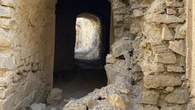 تصویر تصاویری از قلعه فورگ و بیتوجهی مسئولین
