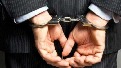 تصویر یکی از معاونان جهاد کشاورزی شمال استان کرمان دستگیر شد+جزئیات