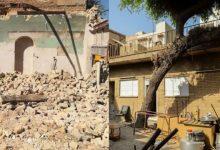 تصویر خانه «همسایهها» را خراب کردند