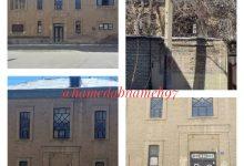 تصویر خانه دوگوران تخریب می شود