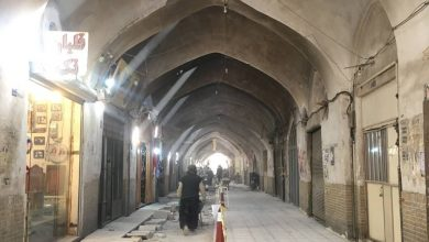 تصویر هزینه مکانیابی بد ساختمان مترو قیام را بنای تاریخی میپردازد