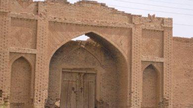 تصویر شائبهها در خصوص ساخت و ساز در حریم قلعه فردانبه