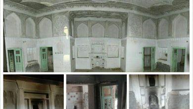 تصویر خانه تاریخی میررحیمی دامغان، پاتوقی امن برای معتادان