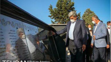 تصویر شهردار تهران خبر داد: نصب المان شهدای انقلاب اسلامی در میدان امام خمینی(ره)