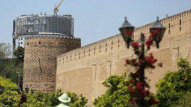 تصویر آسمان، خاری در چشم تاریخ شیراز