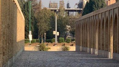 تصویر حریم منظری پل خواجو اسیر کمند ساخت و ساز/وقتی حقوق مکتسبه یک مالک بر حقوق عامه اولویت می گیرد