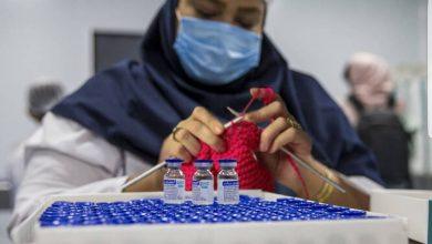 تصویر سلطان واکسن اخیراً دارد ، دستور ملوکانه صادر میکند!