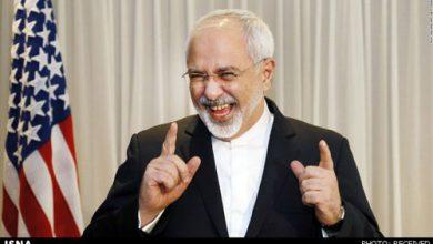 تصویر سکوت ظریف و خیانت به ۸۵میلیون ایرانی