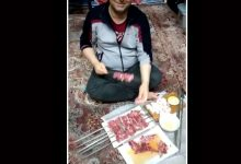 تصویر زندان لاکچری در فشافویه| موبایل با اینترنت در دست شهرام جزایری و زندانیان خاص!