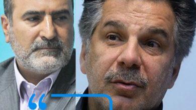 """تصویر """"حسین فرحبخش"""" به قائممقام فارابی تاخت؛ به شغل اصلی خود که مخبری است، بازگردید"""