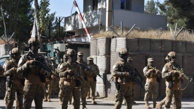 تصویر حضور ارتش پاکستان برای سرکوب مردم افغانستان؟!